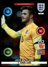 Panini England 2016 Adrenalyn XL Jack Butland England Next Generation No. 104