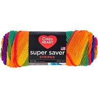 Yarn Super Saver Favorite - Red Heart Yarn Stripe