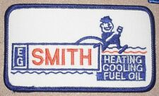 EG Smith Heating Cooling Fuel Oil Patch