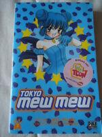 Tokyo mew mew Tome 2  YOSHIDA Reiko  PIKA MANGA SUPER HEROINE COMBAT ECOLOGIE