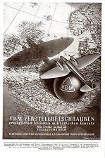 VDM verstellschrauben avión-construcción de metal obras Frankfurt Main u. bordo dispositivos 1940