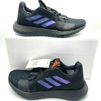 Adidas Round Toe Senseboost Running Athletic Shoes Mens Sz 5 / WMNS 6.5 #EF0709