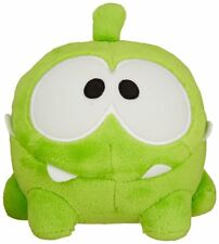 Cut the Rope Happy Face Om Nom Plush Stuffed Figure Plush 8.5 inches