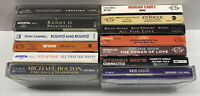 Lot Of 13 Cassette Tapes 90's Pop R&B Hip Hop