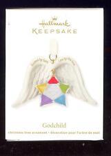 Hallmark 2011 Godchild Keepsake Ornament - #QXG4209-NIB