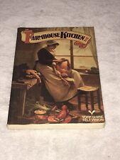 RETRO FARMHOUSE KITCHEN II YORKSHIRE TELEVISION BOOK DATED 1978