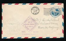 USA 1929 AIR STATIONERY ROSWELL AIRPORT OPENING NEW MEXICO