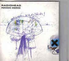 Radiohead-Paranoid Android cd single