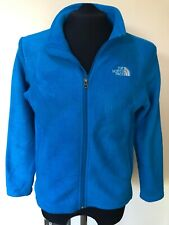 the north face  fleece jacket with hood - womens L