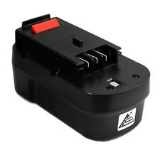 18V 3.0AH NI-MH Battery for Black & Decker 18 VOLT Cordless Drill Power Tool