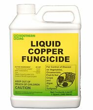 Southern Ag Liquid Copper Fungicide 32 oz. Quart