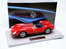 BBR 1958 Ferrari 250 TR s/n 0286AM Red BLM1808B 1/18 New! In Stock! LE of 300.