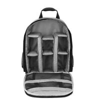Outdoor Small for DSLR Digital Camera Video Backpack Water-resistant R5T9