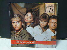 BUCKS FIZZ Love the one you're with POSP 813
