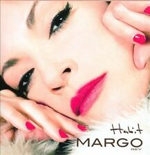 Habit [Digipak] * by Margo Rey (CD, Organica Music Group) NEW SEALED