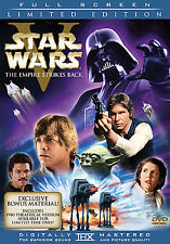 The Empire Strikes Back (DVD, 2006, 2-Disc Set, Limited Edition Pan  Scan)