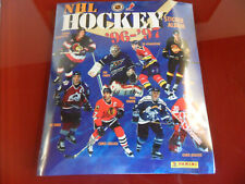 Hockey '96-'97 Sticker Album Panini!! Sealed with all stickers!! New!! Rare NHL