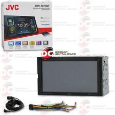 JVC KW-M75BT 2-DIN 6.8