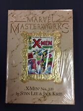 MARVEL MASTERWORKS X-MEN NOS 1-10 STAN LEE & JACK KIRBY HARDCOVER FACTORY SEALED