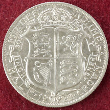 GB Halfcrown 1923 (D2609)
