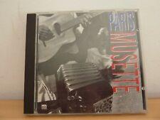 ►► PARIS MUSETTE * Marcel Azzola  Jo Privat.... * CD