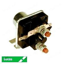 STARTER SOLENOID (GENUINE LUCAS) FITS FORDSON DEXTA MAJOR POWER MAJOR.