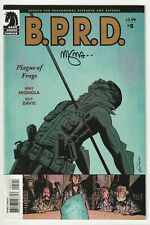 BPRD : Plague of Frogs 1 2 3 4 5 Complete SET  - 2004 - ALL SIGNED by Mignola KV