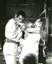 OMAR SHARIF FRANCOISE DORLEAC GENGHIS KHAN  1965 VINTAGE PHOTO ORIGINAL #4