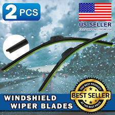 Windshield Wiper Blades Silicone For 95-00 Chevrolet K1500 K2500 K3500 Suburban