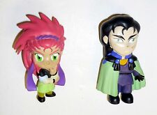"Tenchi Muyo! Figure Set Equity Marketing 3"" Figures Series Two Toonami 2001"