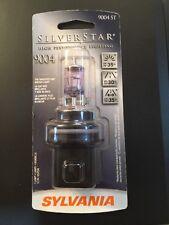 SYLVANIA 9004 SilverStar High Performance Halogen Headlight Bulb  (A5)