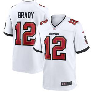 Tampa Bay Buccaneers Jersey (Size XL) Men's Nike NFL Road Top - Brady - New