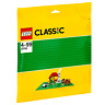 LEGO Classic 10700 Green Baseplate 32x32 - Garden Green - New & Sealed