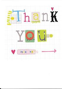 THANK YOU CARD - FROM ME