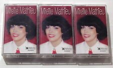 MIREILLE MATHIEU . Compilation Reader's Digest . 3 CASSETTES AUDIO . K7 . TAPE