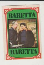 Monty Gum trading card 1978 TV Series: Baretta #9