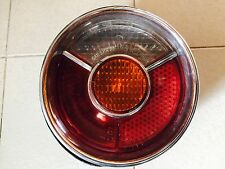 BMW 2002 TII / TI / TURBO 1970 1971 1972 ROUND TAILLIGHT COMPLETE RIGHT ASSEMBLY
