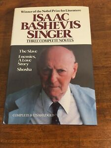Isaac Bashevis Singer : 3 Complete Novels by Random House Value Publishing Staff