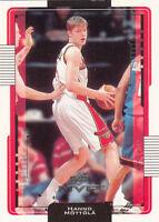 2001-02 UPPER DECK MVP NBA BASKETBALL CARD PICK SINGLE CARD YOUR CHOICE