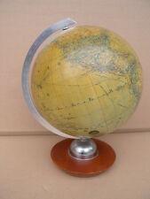 Art Deco Globus JRO Erd-Globus Tischglobus globe 20er / 30er Jahre, Ø 25 cm