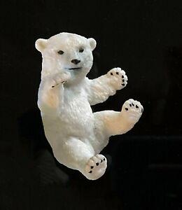 Papo Playing Baby Polar Bear # 50143