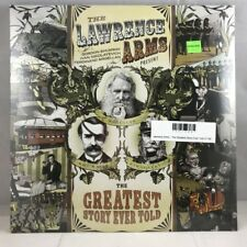 Lawrence Arms - The Greatest Story Ever Told LP NEW