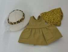 Muffy Vanderbear Safari Collection Clothes 3 Piece Hat Jumper Scarf Bear Outfits