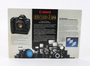 CANON COUNTER MAT FOR EOS 1N, ABOUT 16.5 INCHES LONG/208072