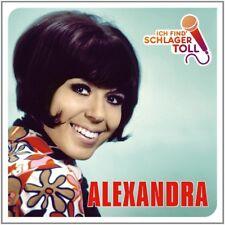 ALEXANDRA - ICH FIND' SCHLAGER TOLL (DAS BESTE)  CD NEUF