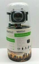Vivitar 360 Degree 4k Ultra HD Action Camera Black
