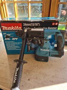 Makita 18v Brushless SDS DHR242 Drill. (2020).