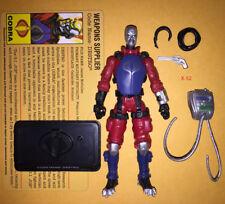 GIJOE gi joe RESOLUTE DESTRO red Cobra merc Viper Officer Trooper FIGURE toy