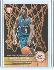 2001-02 TOPPS PRISTINE KWAME BROWN REFRACTOR ROOKIE CARD RC #55 ~ 750/750 UNIQUE