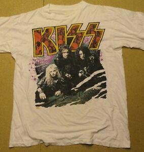 Kiss – Vintage Revenge Tour Shirt T-Shirt 1992 Large
